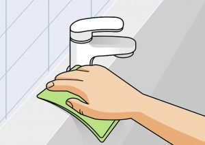 covid-19-home-inspection-wipe-faucets