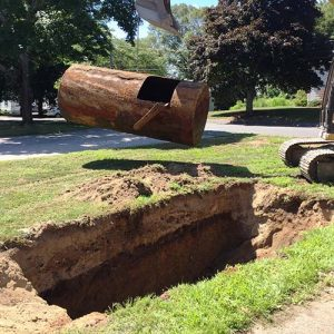 Buried-oil-Tank-Removal
